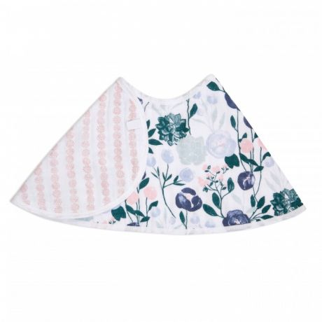 Нагрудники Aden&Anais burpy bibs Flowers bloom