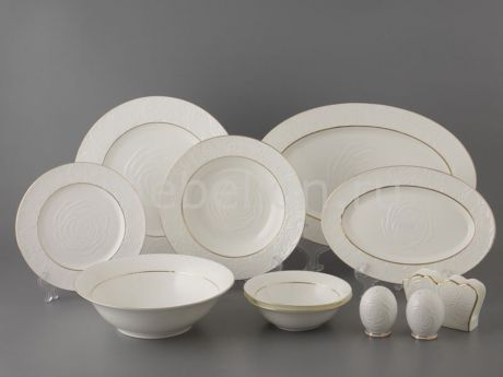 Porcelain manufacturing factory Blanco 264-308