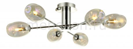 Luce Solara 007/6PA Chrome