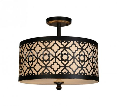 Luce Solara 3920/3PL Antique brown