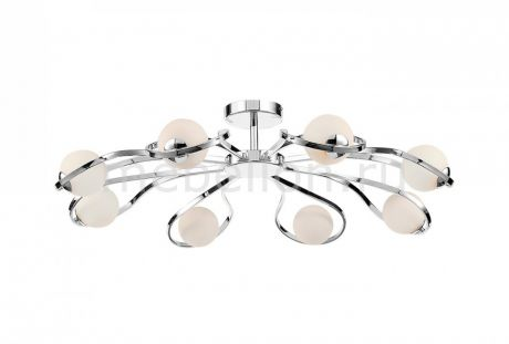 Luce Solara 3020/8PL Chrome/White