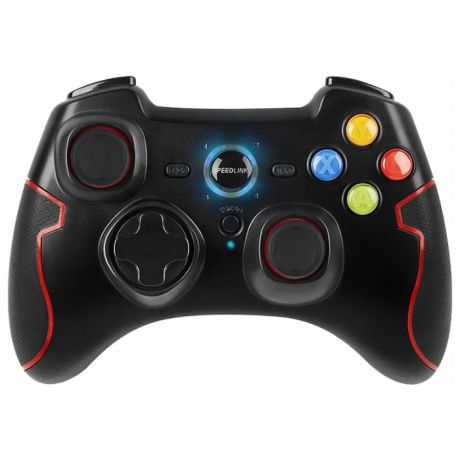 Геймпад SpeedLink Torid Gamepad Wireless Black