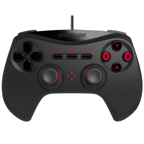 Геймпад SpeedLink Strike NX Gamepad Black