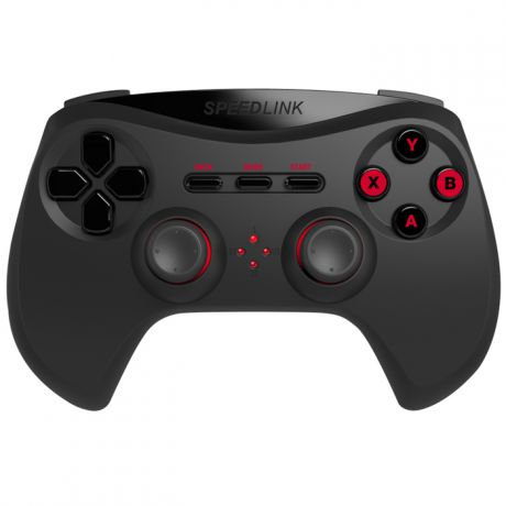 Геймпад SpeedLink Strike NX Gamepad Wireless Black