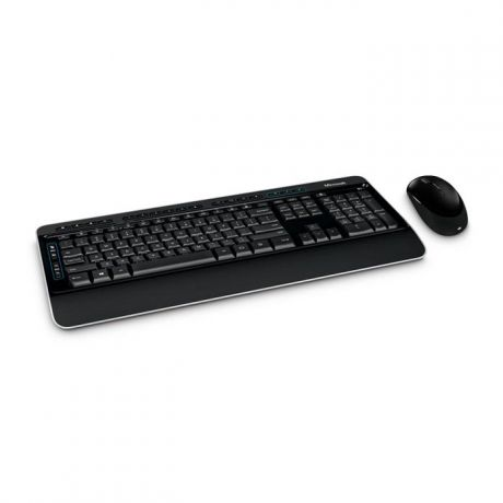 Клавиатура+мышь Microsoft Wireless Desktop 3050 Black USB
