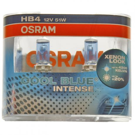 HB4 51W Cool Blue Intense 2 шт. OSRAM