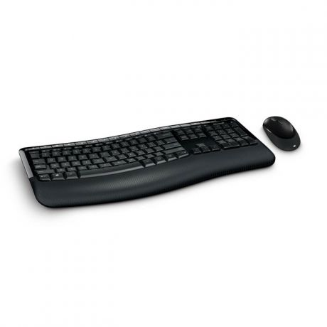 Клавиатура+мышь Microsoft Wireless Desktop 5050 Black USB