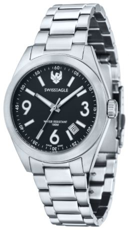 Swiss Eagle Мужские часы Swiss Eagle SE-9058-11
