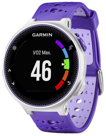 Garmin Умные часы Forerunner 230 Purple & White (010-03717-45)