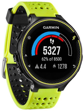 Garmin Умные часы Forerunner 230 Yellow & Black (010-03717-52)