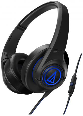 Audio-Technica ATH-AX5iS BK