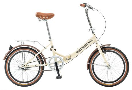 NOVATRACK Aurora 3-speed 20 бежевый
