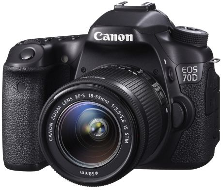 Canon EOS 70D Kit EF-S 18-55 IS