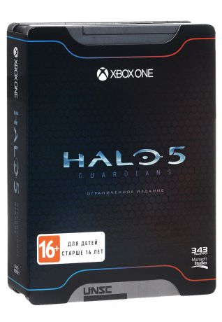 Microsoft Halo 5 Guardians. Limited Edition