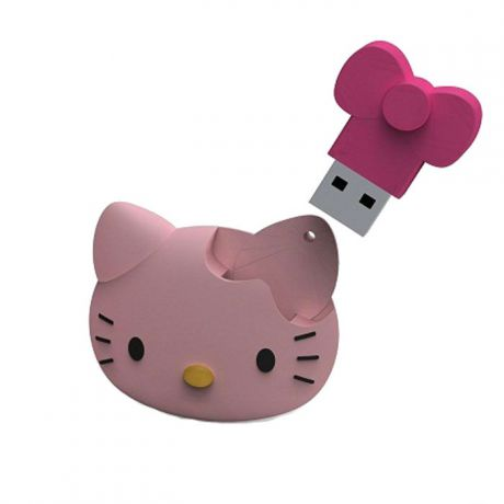 Iconik 8GB Hello Kitty Face Sanrio