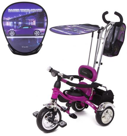 Capella Racer Trike Grand purple/c