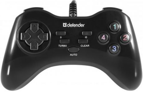 Defender Game Master G2 Black