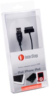 InterStep USB-iPhone/iPad/iPod 2м