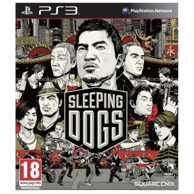 Square Enix Sleeping Dogs. Standard Edition