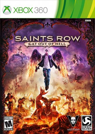 Deep Silver Saints Row: Gat Out of Hell (русские субтитры)
