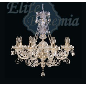 Elite Bohemia Bohemian Decorated Classics 505/8/19 N