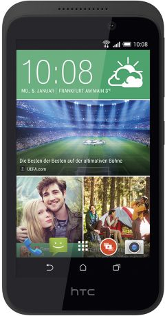 HTC Desire 320 8Gb Dark Gray