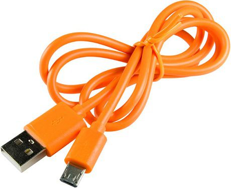 Gal Дата-кабель Gal 2604 USB - microUSB Orange
