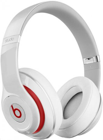 Beats Studio Over-Ear Headphones White MH7E2ZM/A