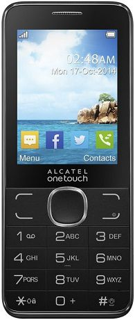 Alcatel One Touch 2007D Grey
