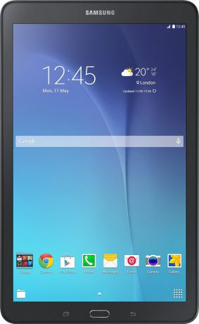 "Samsung Galaxy Tab E 9.6"" SM-T561 8Gb 3G Black"