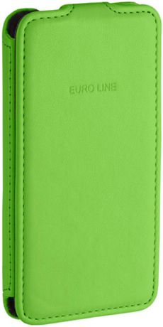 EuroLine для Alcatel One Touch PIXI 3 (4) 4013D Green