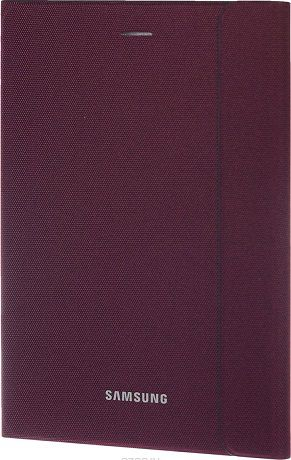 Samsung EF-BT350BQEGRU для Samsung Galaxy Tab A 8.0 Book Cover Fabric version Vinous
