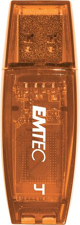 EMTEC C410 Color Mix 4Gb USB 2.0