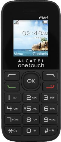 Alcatel One Touch 1013D Grey