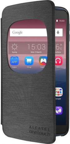 Alcatel AF6039 для Alcatel One Touch 6039 Idol 3 mini Dark Grey