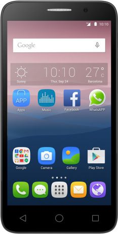 Alcatel One Touch POP 3 5025D Silver
