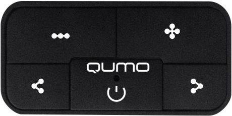 Qumo Qumo Marshmallow 4Gb Black