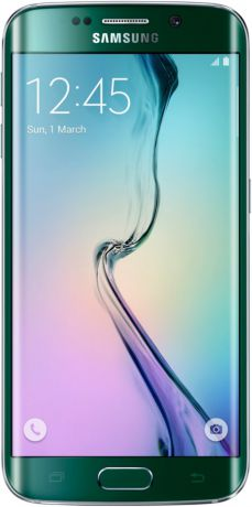 Samsung Galaxy S6 Edge SM-G925F 32Gb LTE Emerald green