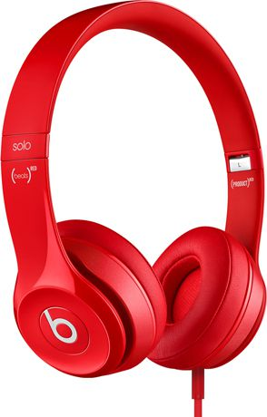 Beats Beats Solo 2 Red