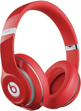 Beats Studio Over-Ear Headphones Red MH7V2ZM/A
