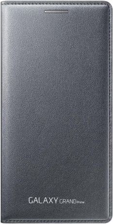 Samsung Чехол-книжка Samsung Galaxy Grand Prime Flip Wallet Black