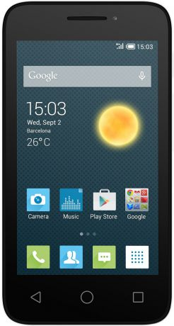 Alcatel One Touch PIXI 3 (4) 4013D White