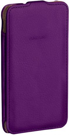 EuroLine для Alcatel One Touch PIXI 3 (4.5) 4027D Purple