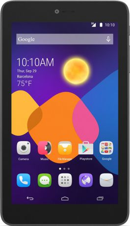 "Alcatel One Touch Pixi 3 7.0"" 9002X 4Gb 3G Black 9002X-2AALRU1"