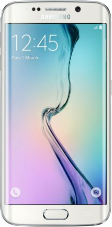 Samsung Galaxy S6 Edge SM-G925F 32Gb LTE White
