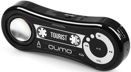 Qumo Qumo Tourist 2 4Gb Black