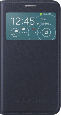 Samsung Galaxy S3 S View Cover Dark Blue (EF-CI930BLEGRU)