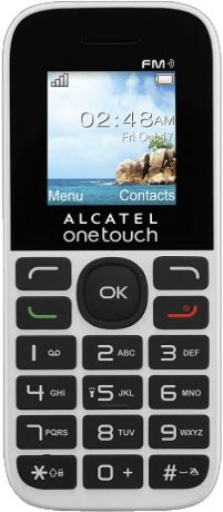 Alcatel One Touch 1013D White