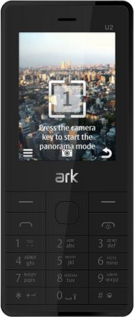 ARK Benefit U2 Dual Black