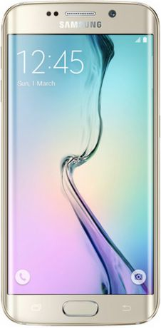 Samsung Galaxy S6 Edge SM-G925F 32Gb LTE Gold